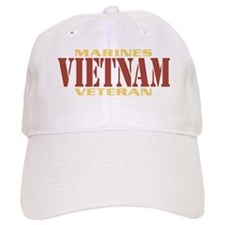 VIETNAM WAR MARINES VETERAN! Cap