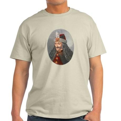 Vlad the Impaler Light T-Shirt