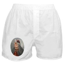 Vlad the Impaler Boxer Shorts