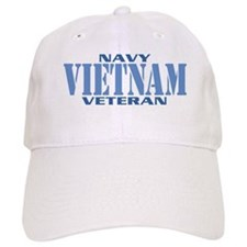 VIETNAM WAR NAVY VETERAN Baseball Cap