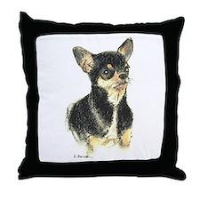 Chihuahua 1 Throw Pillow