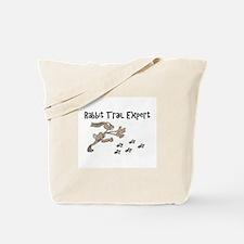 Rabbit Trail Expert Tote Bag