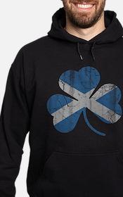 Scotch Irish Flag Hoodie