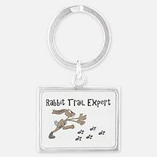 Rabbit Trail Expert Keychains