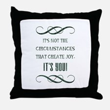 IT'S YOU! Throw Pillow