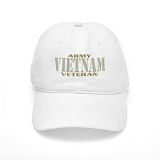 VIETNAM WAR ARMY VETERAN! Baseball Cap