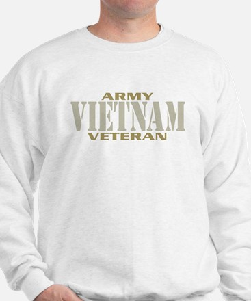 VIETNAM WAR ARMY VETERAN! Sweater