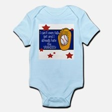 Funny Red sox babies Infant Bodysuit