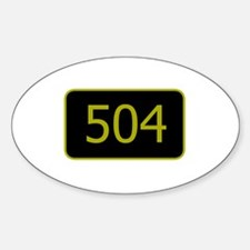 504 Decal