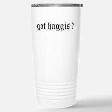 Unique Haggis Travel Mug