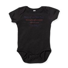 Funny Funny infant Baby Bodysuit