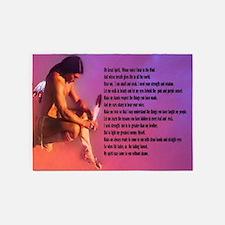 Great Spirit Prayer 5'x7'Area Rug