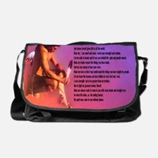 Great Spirit Prayer Messenger Bag