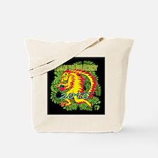 Fire Monkey Tote Bag