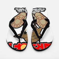 Airsoft Mac attack Flip Flops