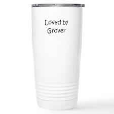 Cute Loved by a Travel Mug