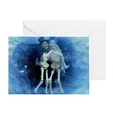 Anniversary gothic Greeting Cards
