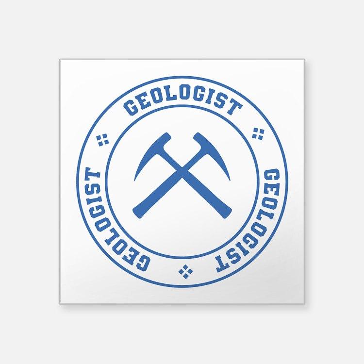 Geologist Sticker