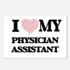I love my Physician Assis Postcards (Package of 8)