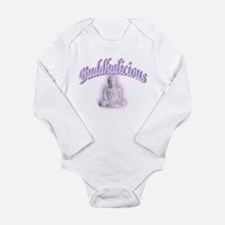 Funny Magick Long Sleeve Infant Bodysuit