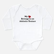 Unique Trainer Long Sleeve Infant Bodysuit