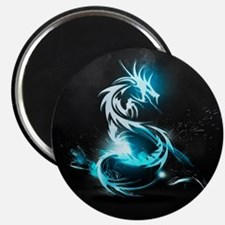 Glowing Dragon Magnets