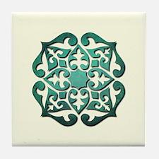 BOHEMIAN TILE Tile Coaster