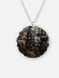 Centaur Warriors Necklace