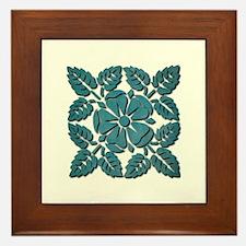 BOHEMIAN TILE Framed Tile