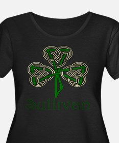 Cute Irish cross T