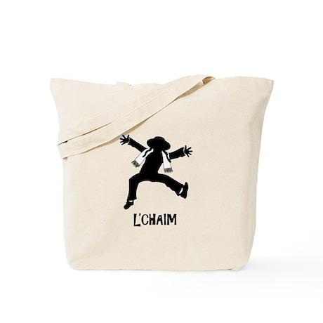 L'CHAIM Tote Bag