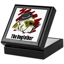 The Dogfather Keepsake Box