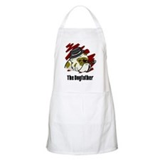 The Dogfather BBQ Apron