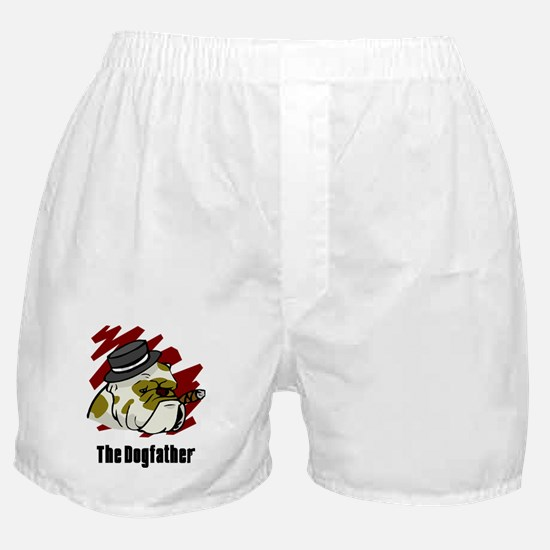 The Dogfather Boxer Shorts