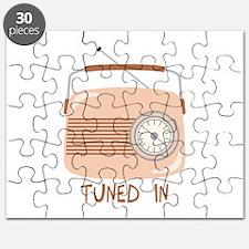 Radio Tuned In Puzzle