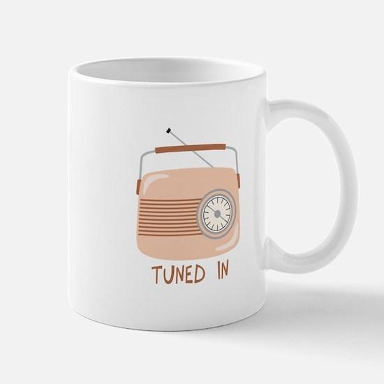 Radio Tuned In Mugs