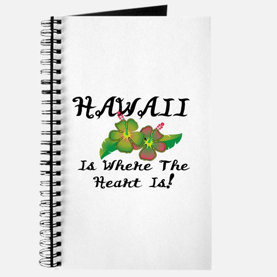 Heart In Hawaii Journal