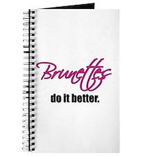 Brunette Journal