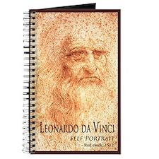 """Leonardo da Vinci"" - Sketchbook"