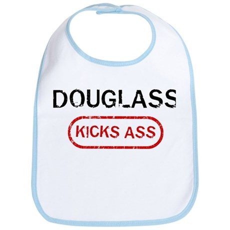 DOUGLASS kicks ass Bib