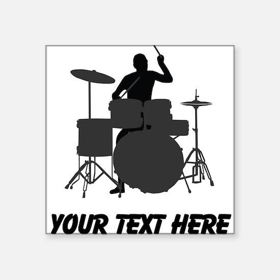 Drummer (Custom) Sticker