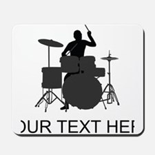 Drummer (Custom) Mousepad