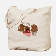 Sweet Core Tote Bag