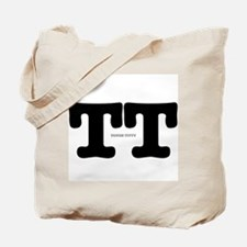 TT - TOUGH TITTY Tote Bag