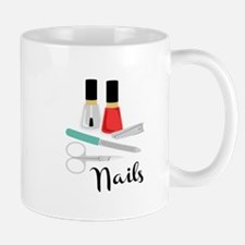 Manicure Nails Mugs