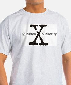 Unique Question authority T-Shirt