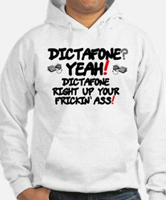 DICTAFONE? - YEAH! - DICTAFONE R Hoodie