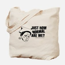 The Twilight Zone: Normal Tote Bag