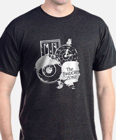 The Twilight Zone: Time Image T-Shirt