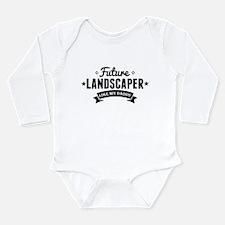 Future Landscaper Like My Daddy Body Suit